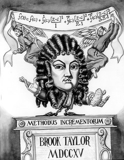 Brook Taylor (1685, 1731)