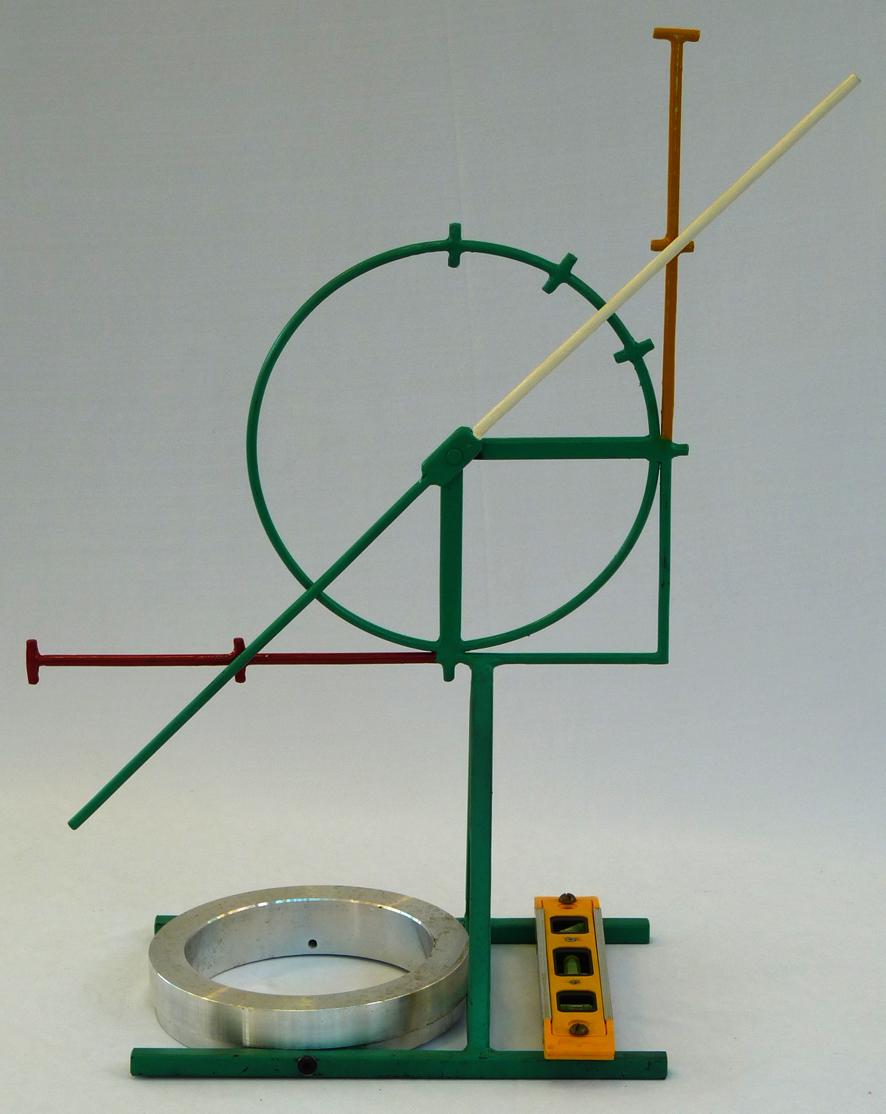 Máquina Trigonométrica - tangente, c