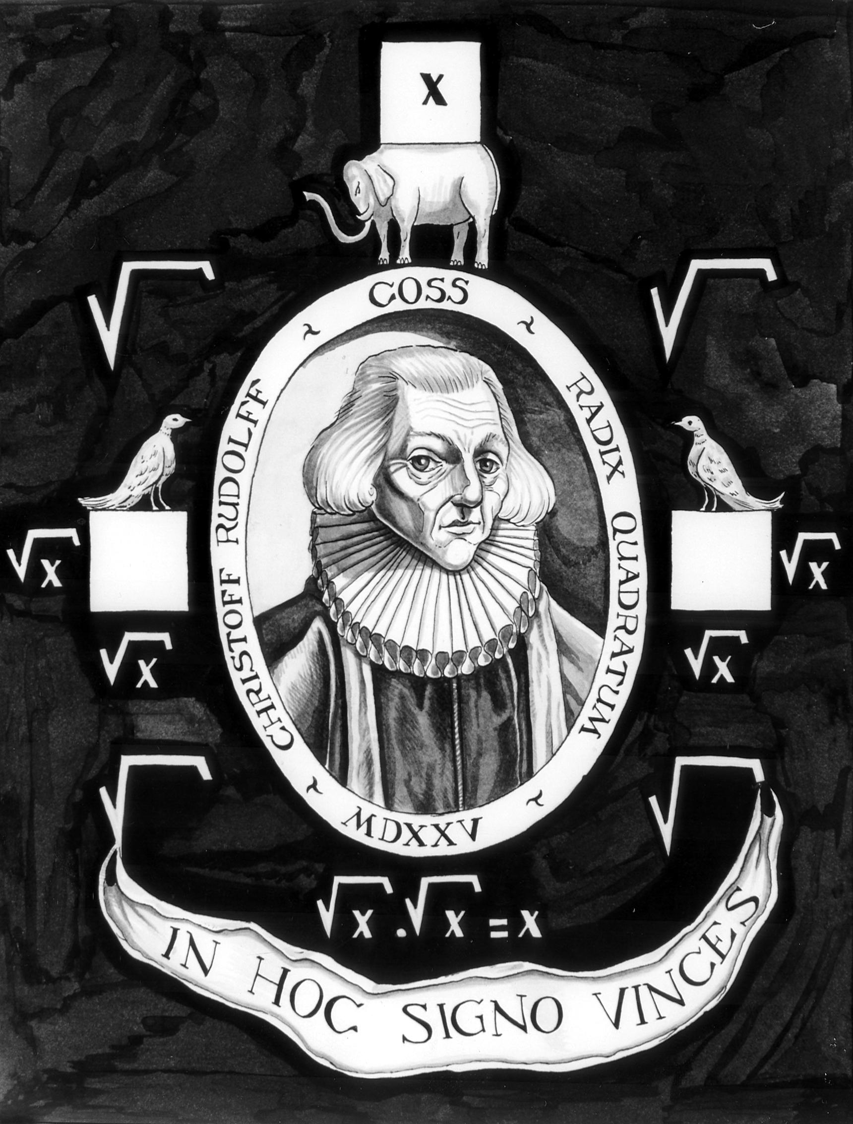 Christoph Rudolff (1499, 1545)