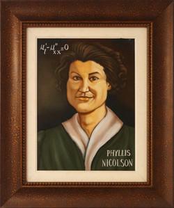 Phyllis Nicolson (1917, 1968)