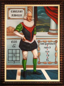 Christoff Rudolff (1499, 1545)