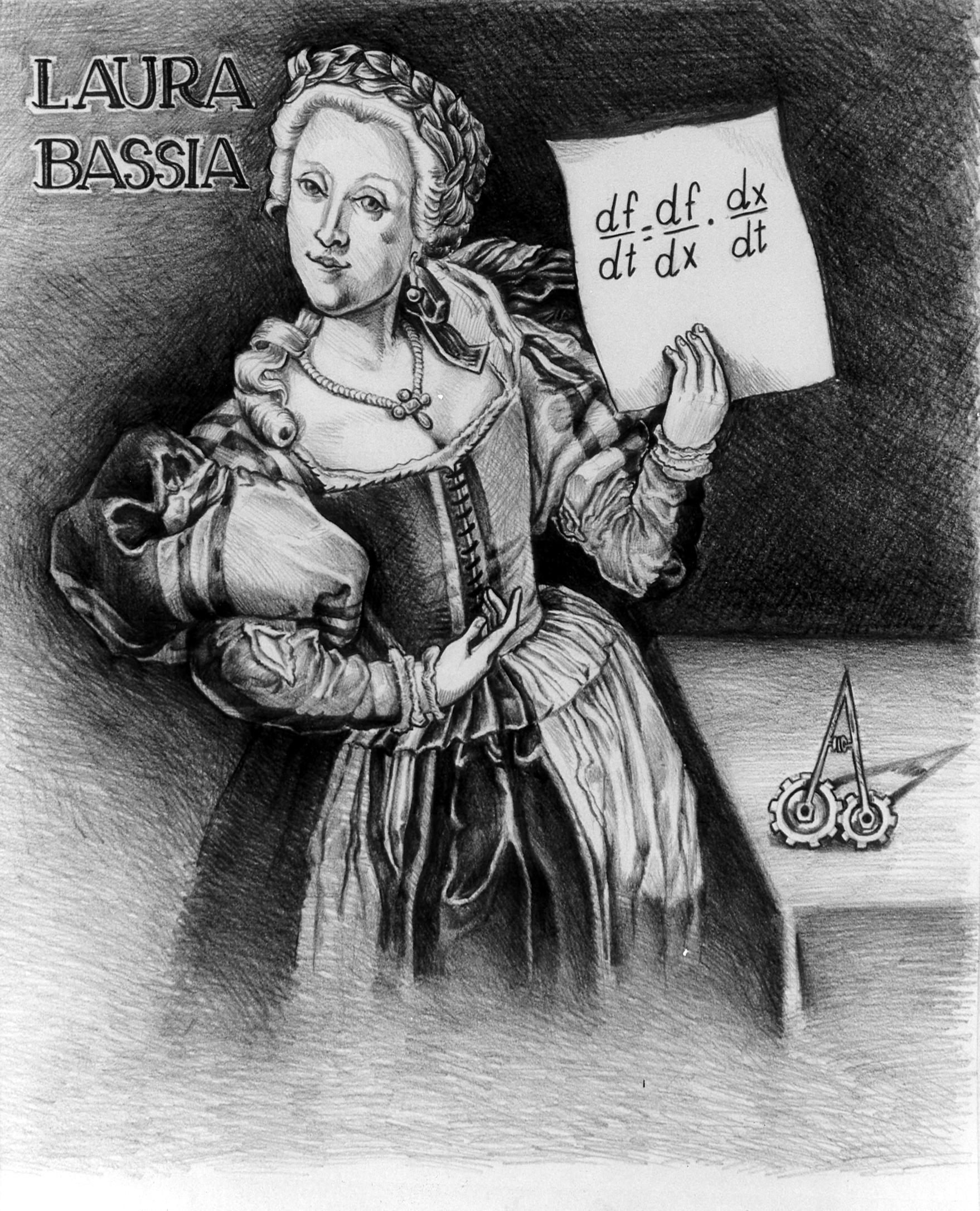 Laura Bassia (1711, 1778)