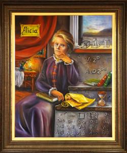 Alicia Boole (1860, 1940)