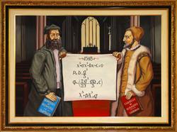 Girolamo Cardano e Tartaglia