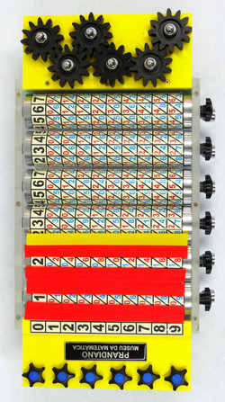 Máquina de Multiplicar de Napier