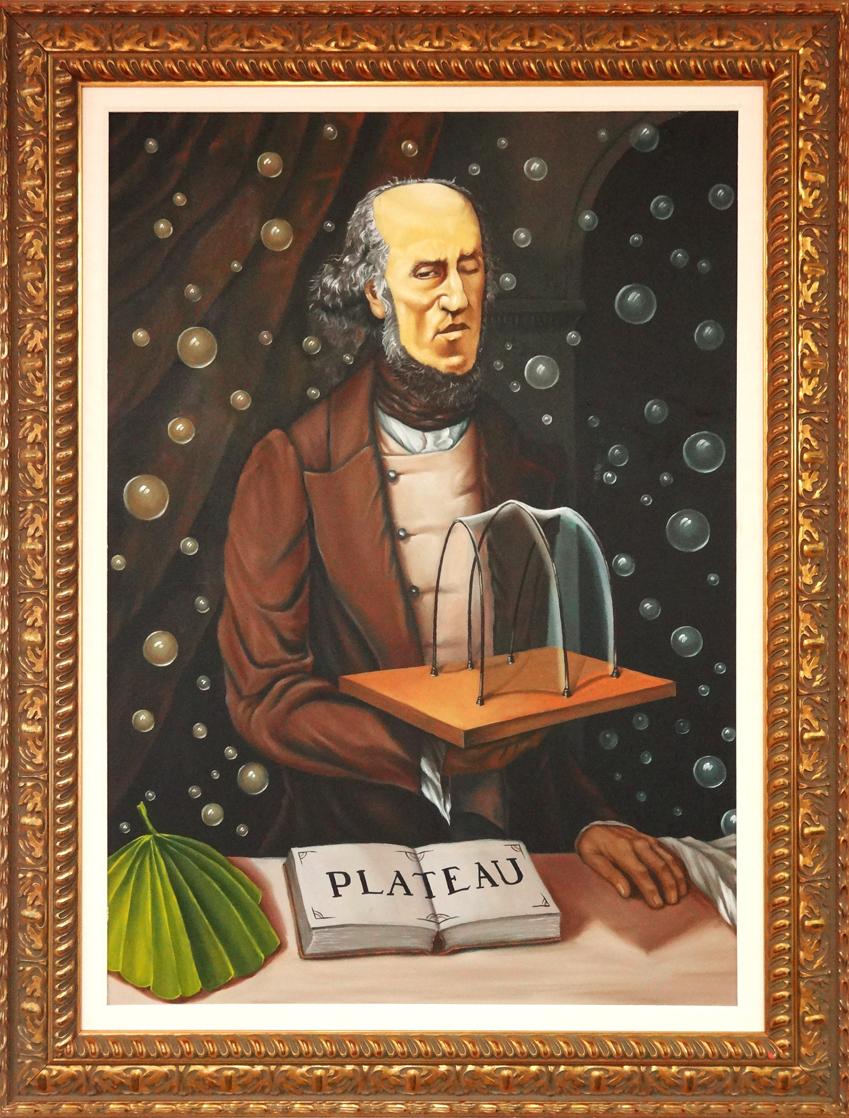 Plateau no Museu da Matemática
