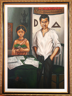 Srinivasa Ramanujan (1887, 1920)