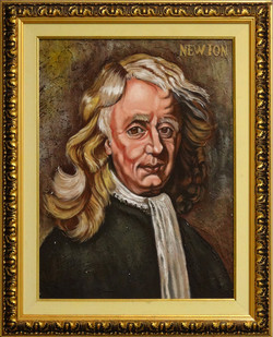 Isaac Newton (1643, 1727)