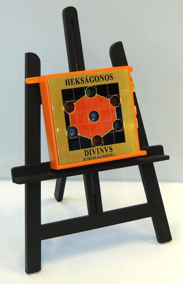 Aplicação do Hexágono -Adivinhando n