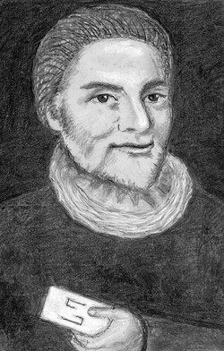 William Oughtred (1574, 1660)