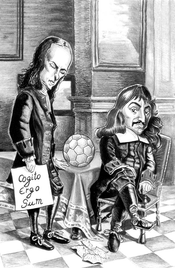 Isaac Beeckman e René Descartes