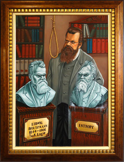 Ludwig Boltzmann (1844, 1906)