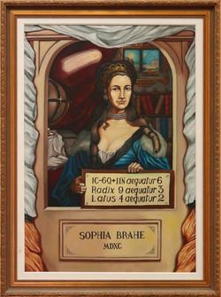 Sophia Brahe (1556, 1643)