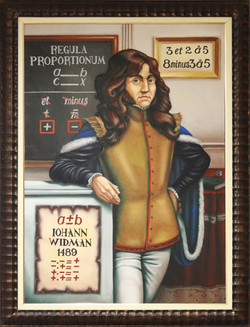 Johann Widman (1460, 1500)