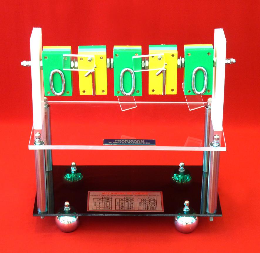 Gerador de Números Binários e o Comp