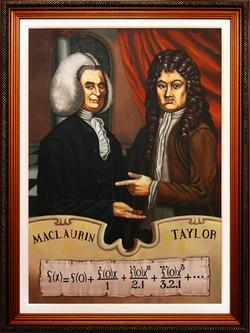 Colin Maclaurin (1698, 1746) e Brook