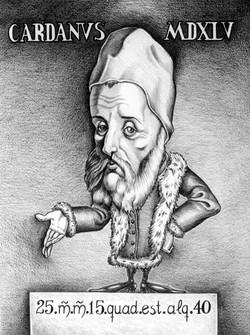 Giolamo Cardano (1501, 1576)