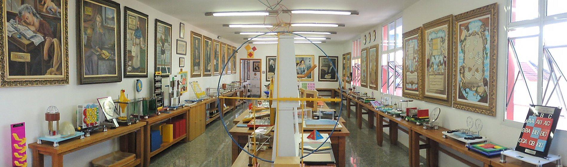 Galeria 2 do Museu da Matemática