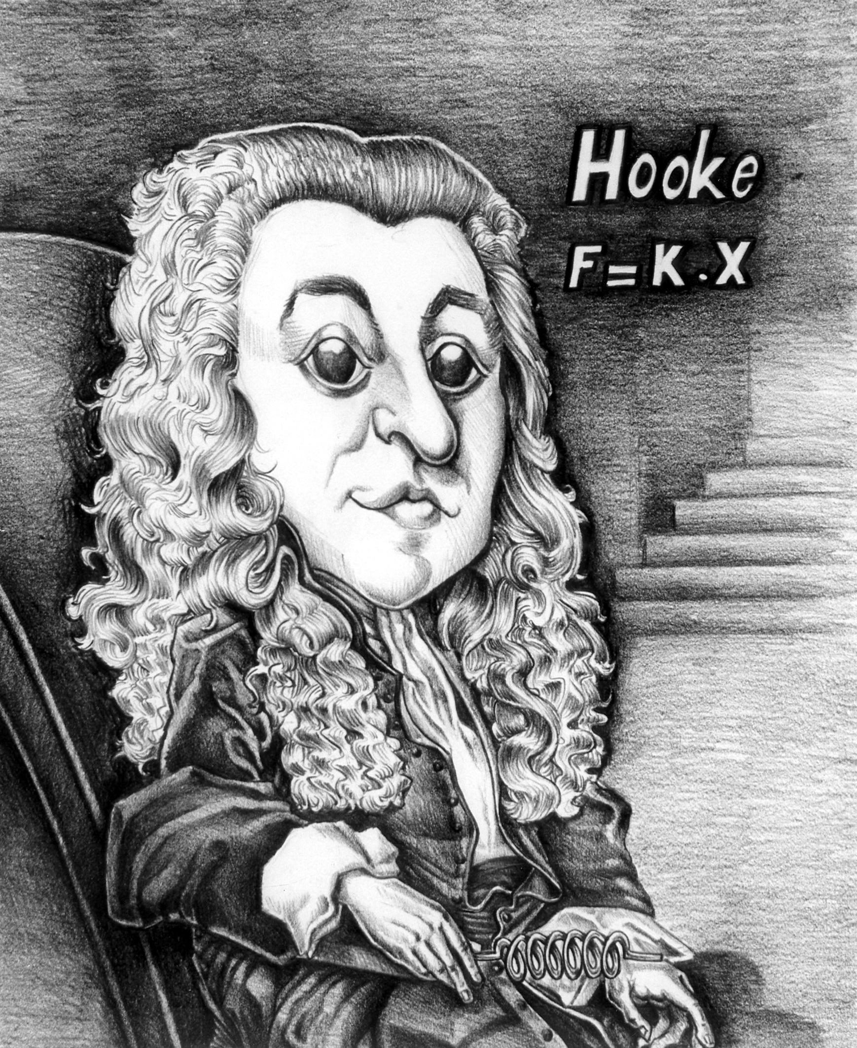 Robert Hooke (1635, 1703)