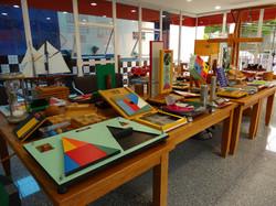Experimentos do Museu da Matemática