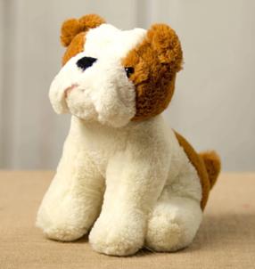 Stuffed Bulldogs (2 sizes)