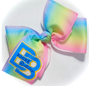 Girls Hair Bow by XO MY BOW!