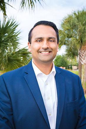 Rajen Patel, MD headshot