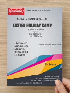 A Smart camp for the Easter break