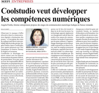 On parle de CoolStudio!!!