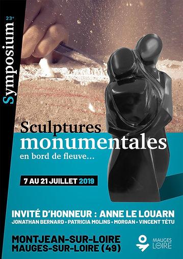 Symposium de sculptures de Montjean-sur-Loire