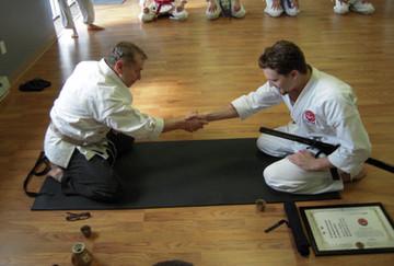Beyond the Black Belt Dojo