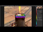 Abqaiq Plant 3D Scan