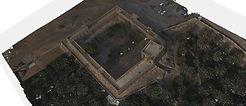 Khrais Fort Aerial Survey