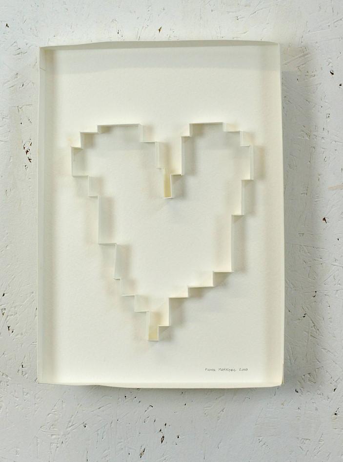 Papier coeur