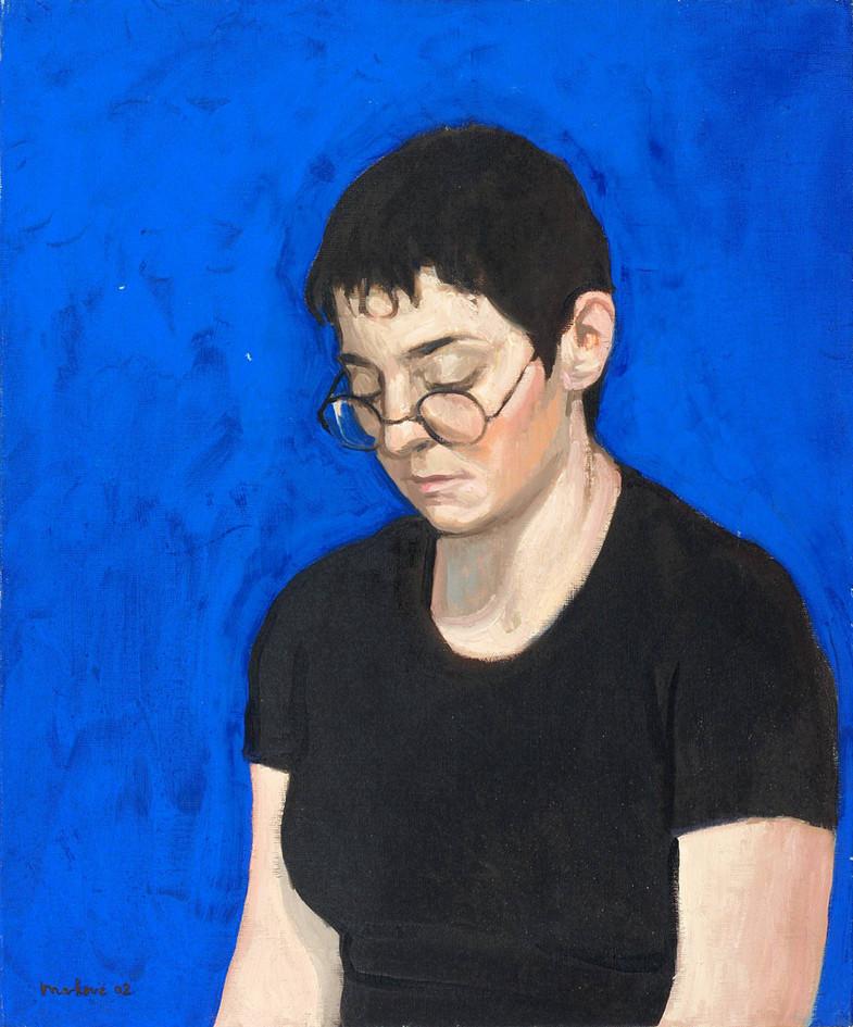 Laetitia (fond bleu)