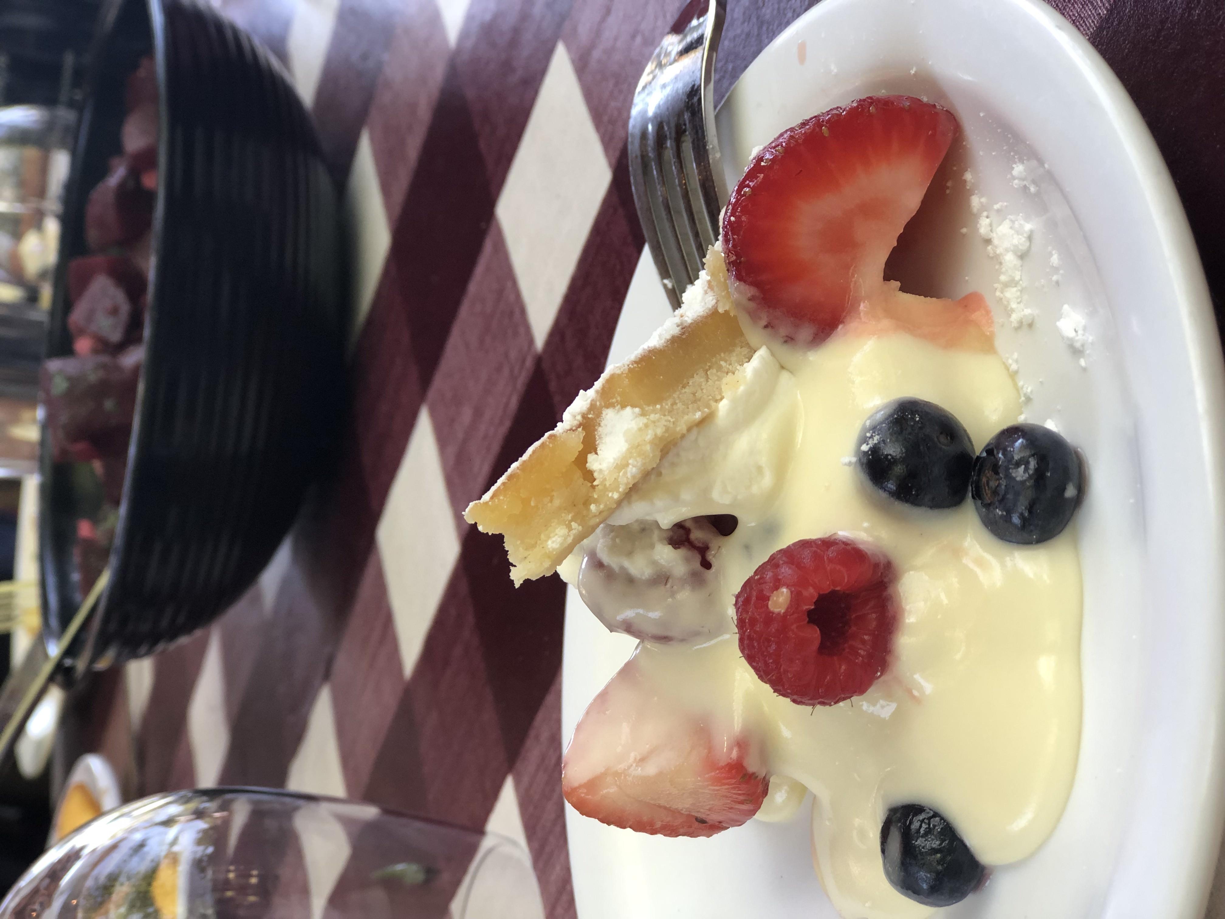 Fruit & Crema