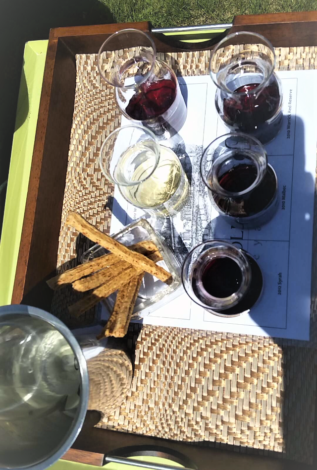 Southern Oregon Wine Tasting