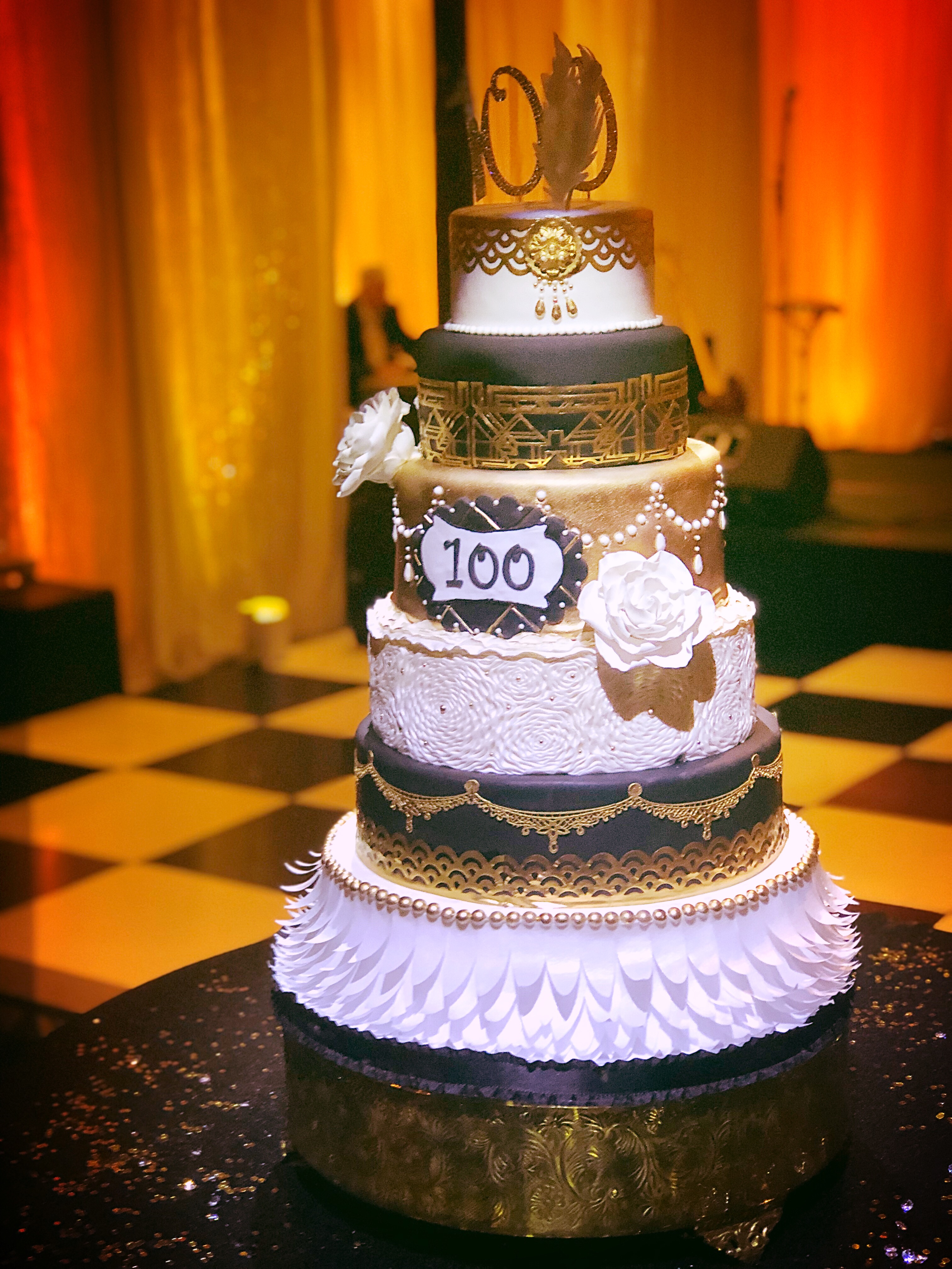 100 Year Cake