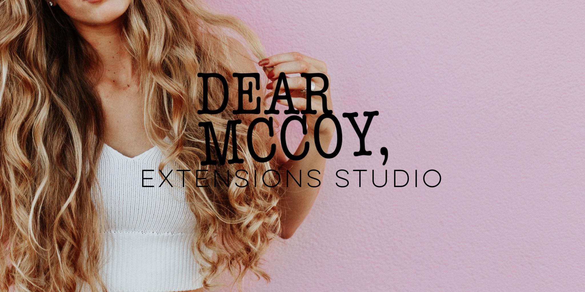 Little Rock Hair Extensions Dear Mccoy