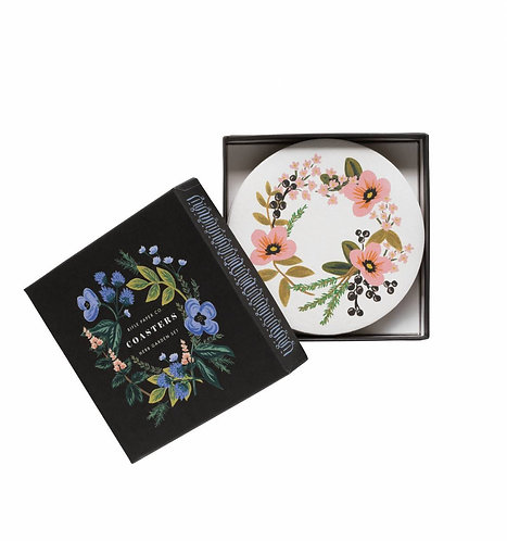 Herb Garden Coaster Set