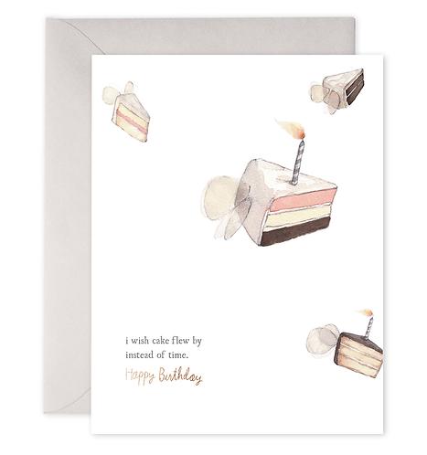 Flying Cake