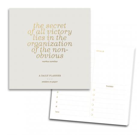 Organization Notepad