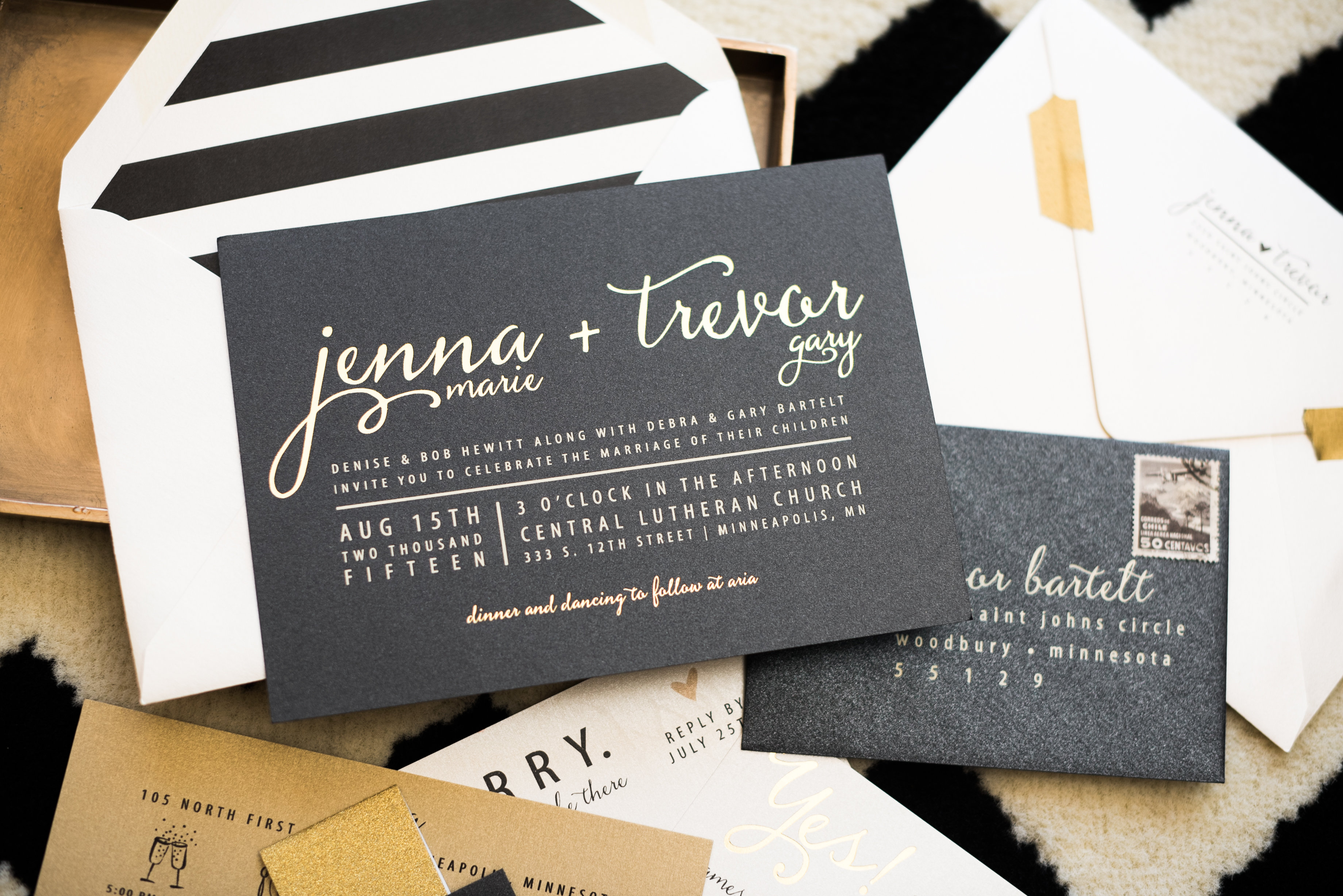 Jenna Bartelt Invites