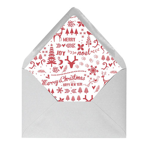 Sweedish Envelope Liner