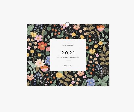 2021 Garden Appointment Calendar