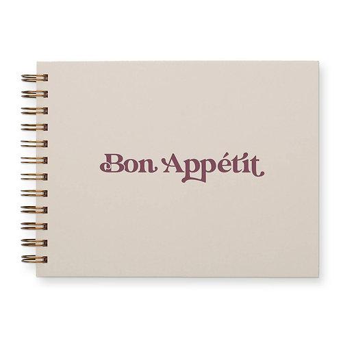 Bon Appetit Meal Planner