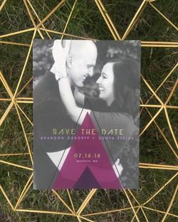 Sonya Elkins Save the Date