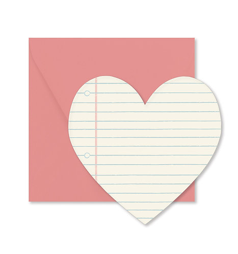 Love Notes Stationery Pack