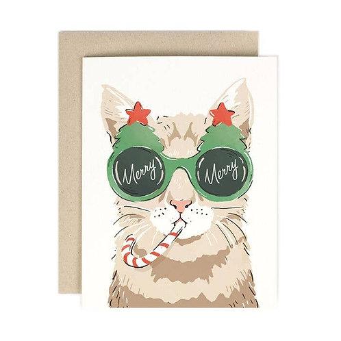 Merry Merry Cat