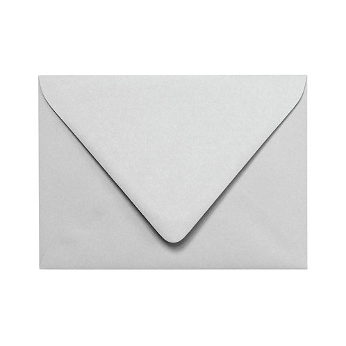 Gray Colored Envelope